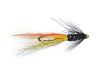 Snaelda-Yellow/Orange/Black w. Yellow Rubberlegs