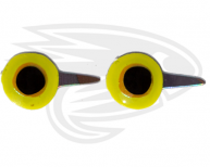 Yellow tab eyes