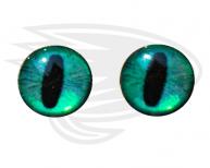 Green frog eye - 2