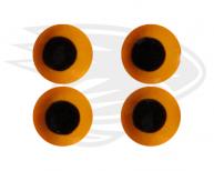 Hot orange