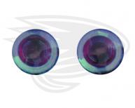 silver pink fish eye