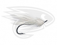 Muddler Minnow-Pearl Body + Peral Flash