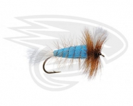 LABATT BLUE-White Tail-Brown Hackle