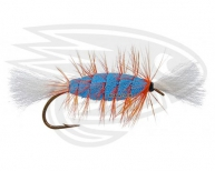 LABATT BLUE-White Tail-Hot Orange Hackle