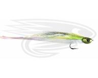 Fish Skull Minnow-Chartreuse