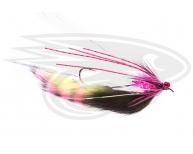 Zonker Leech-Pink Tiger Tip