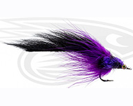 Tarpon Toad Rat-Purple & Black