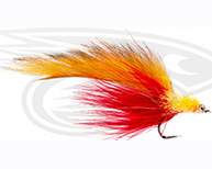 Tarpon Toad-Orange & Red
