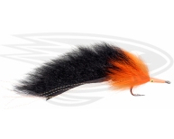 Tarpon Zonker Rat-Black & Orange