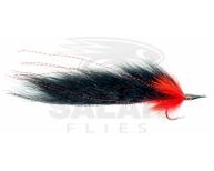 Tarpon Zonker Rat-Black & Red