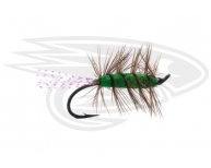 Glitter Bug: Brown / Green