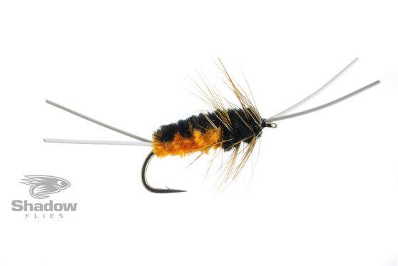 - Girdle Bug Black 12 1 dozen