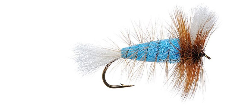 Canadian Salmon Flies