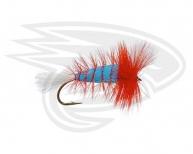 LABATT BLUE-White Tail-Hot Orange Hackle