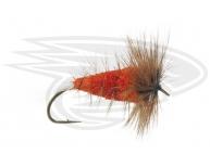 BURNED ORANGE-White Tail-Brown Hackle